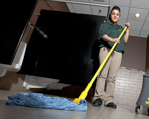 MCW janitorial services